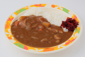 カレーライス/330円(税込)